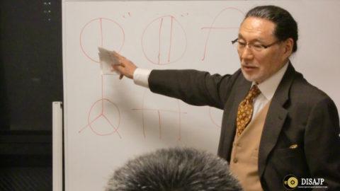 「光華」開発者の康復医学学会理事長 森昌夫 教授が台湾に!