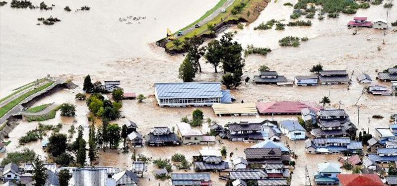 台風19号による被害